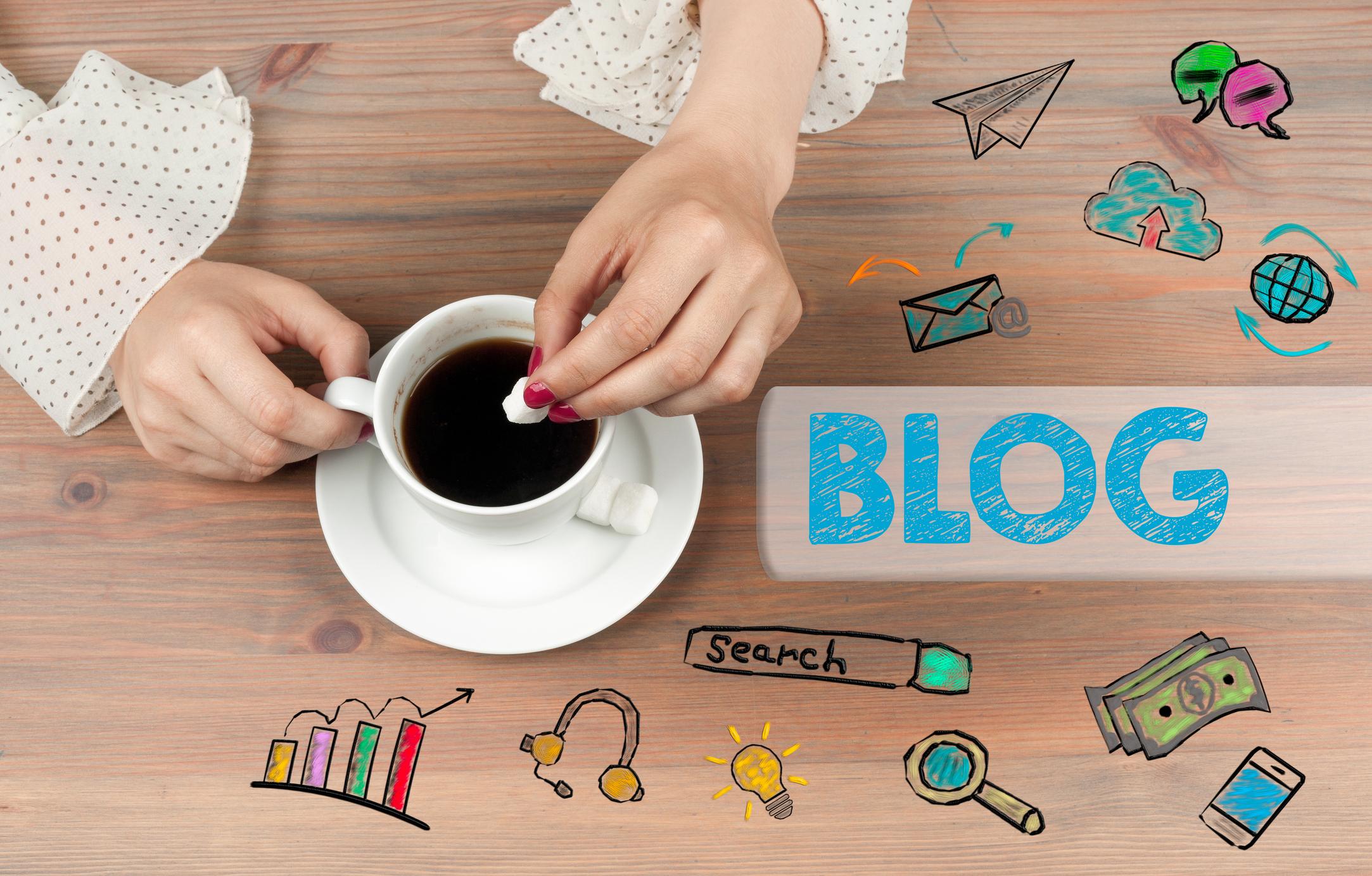 Vad ska du blogga om?